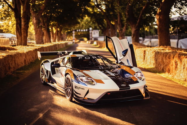 ford gt supercar announcement 2019 goodwood festival of speed mk ii