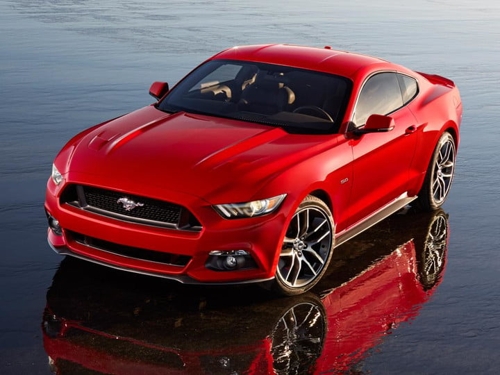 Think Four Cylinder Mustangs Sacrilege Wait Sel Hybrid Variants Ford Mustang 2017