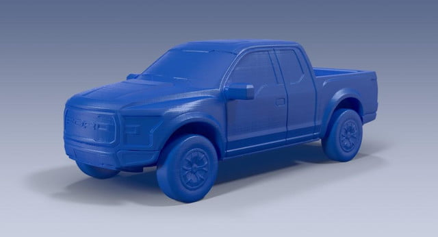 Ford 3D printing