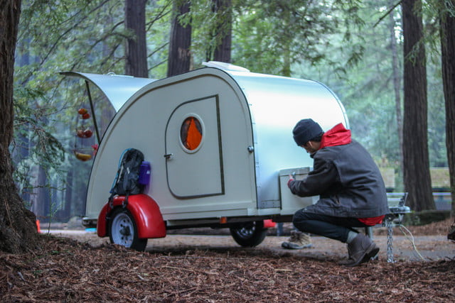 camp weathered forest cottage teardrop trailer forestcottage3