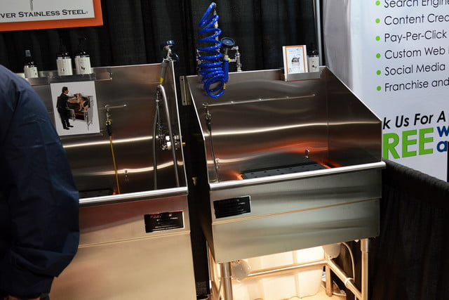 luxury home items from kbis 2016 forever stainless steel bathtubs for pets