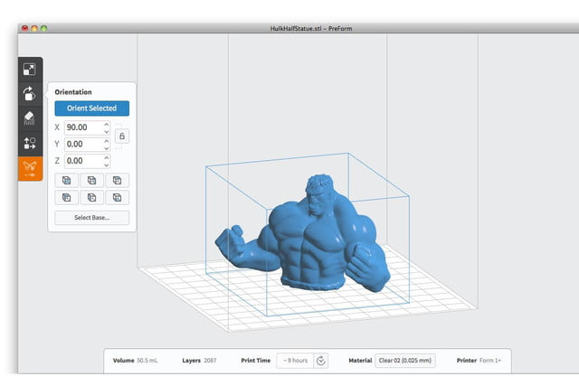 formlabs form 1 sla review software 2