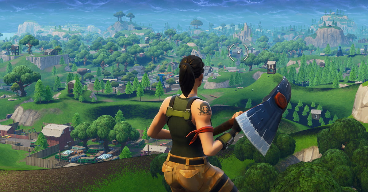 'PlayerUnknown's Battlegrounds' developer is suing Epic Games over 'Fortnite'