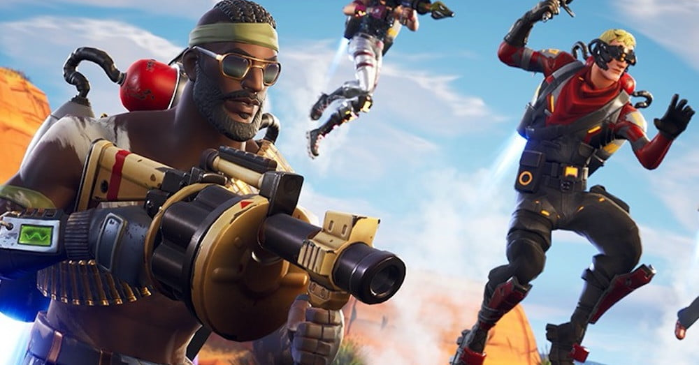 The latest 'Fortnite' event is an all-around explosive good time