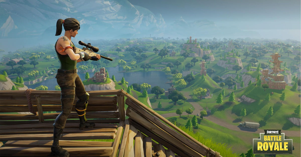 The 'Fortnite' Heavy Sniper Rifle is coming soon to shake up Battle Royale