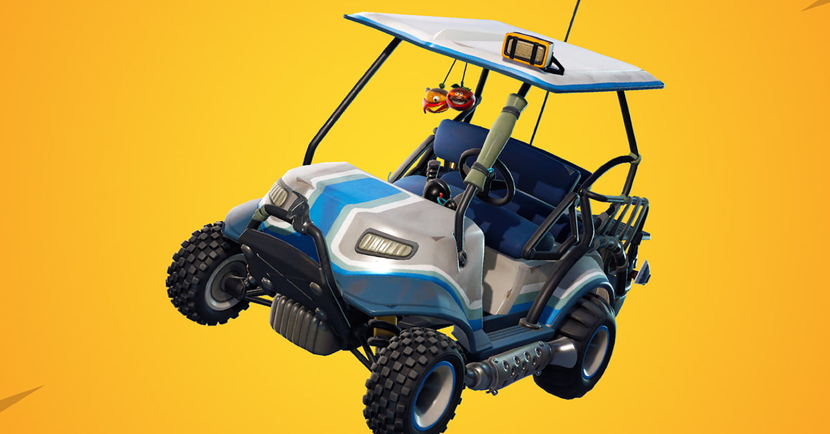 Fortnite Week 10 Challenges Guide Vehicle Timed Trials Season 6
