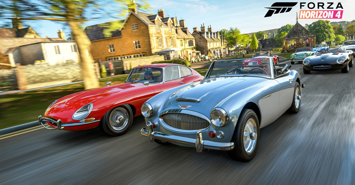 'Forza Horizon 4' reportedly includes famous 'Halo' level