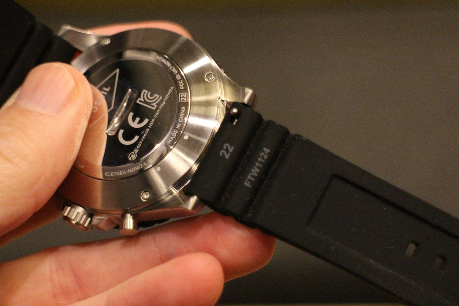 Fossil Q Crewmaster Hybrid Review All The Smartwatch You Need Watch Modern Pursuit Strap