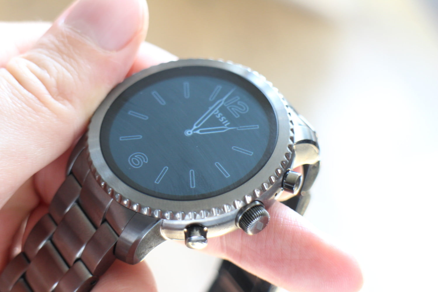 dd6e677cf Fossil Q Explorist review | Digital Trends