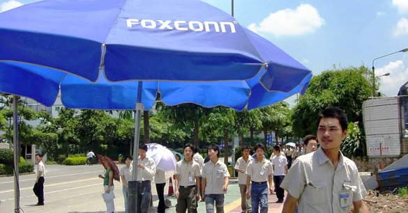 Foxconn is coming to America — more specifically, to its new Milwaukee HQ