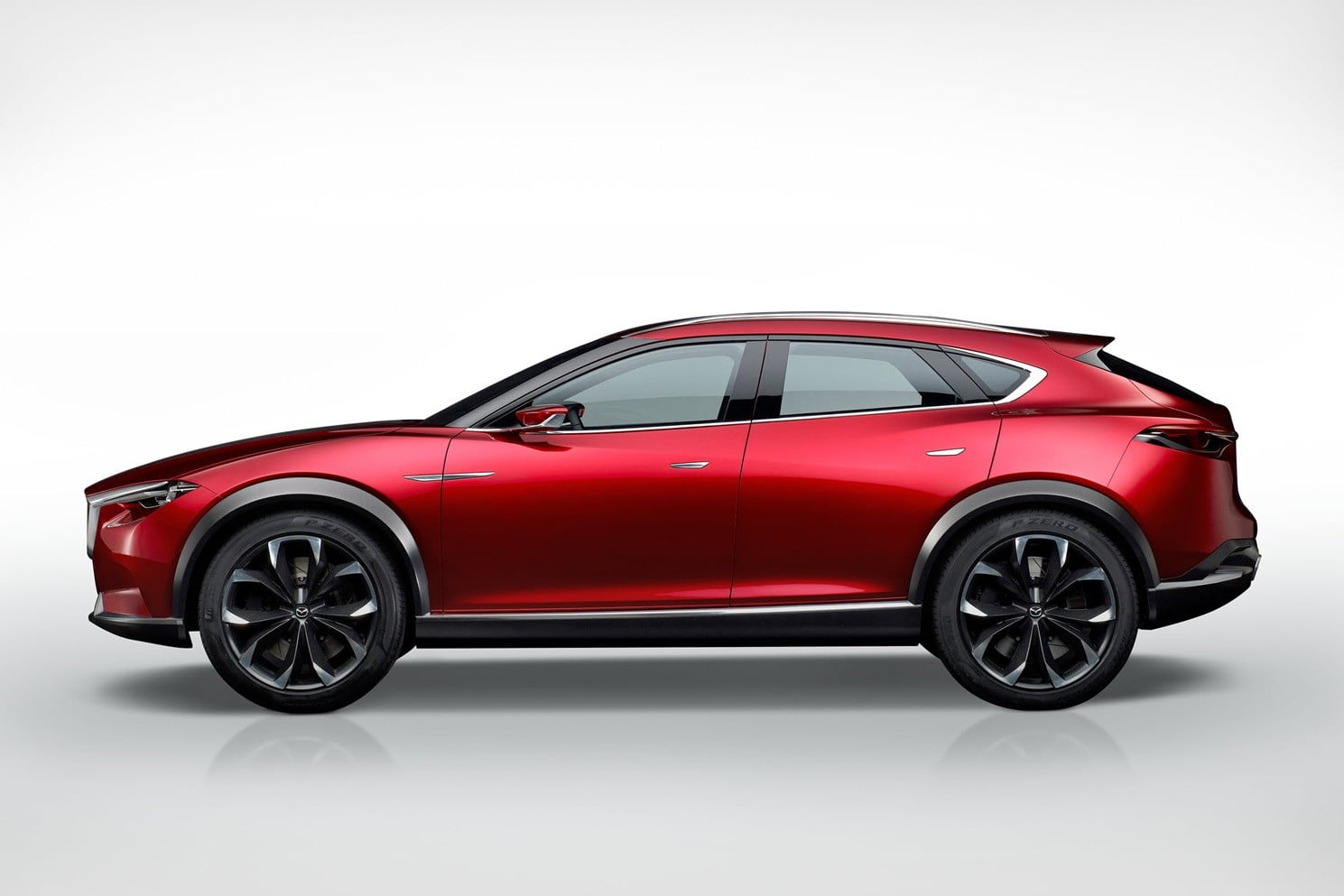 Mazda Announces Plans To Add Fourth Crossover To Lineup By 2021