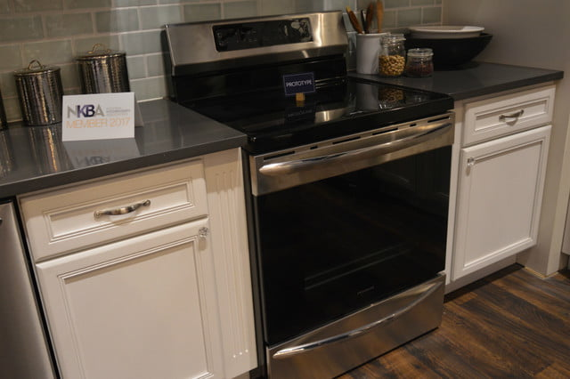 appliance trends kbis 2017 frigidaire induction rnage