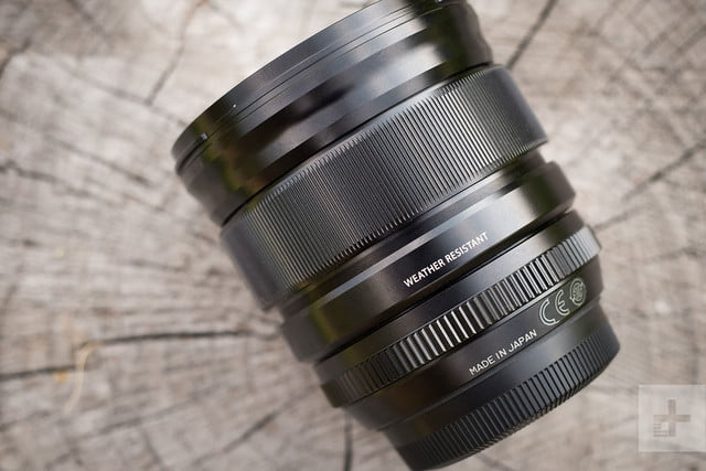 Fujifilm XF 16mm F14 R WR review lens
