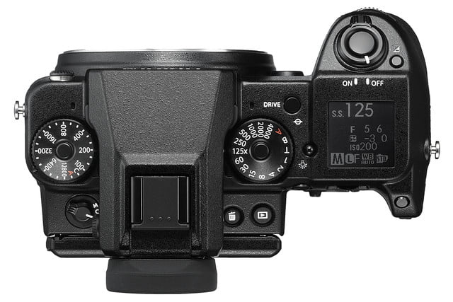 fujifilm reveals pricing availability game changing medium format gfx 50s top evf