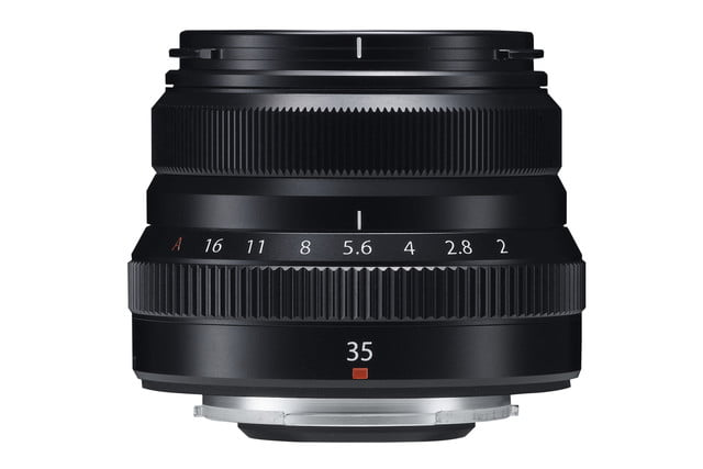 fujifilm unveils small 35mm prime lens that delivers big results xf35mmf2 black flat