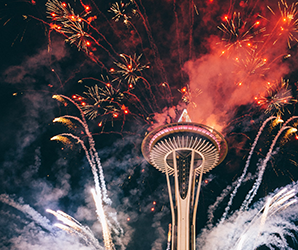 Fireworks aren't easy to photograph, but these tips make it possible