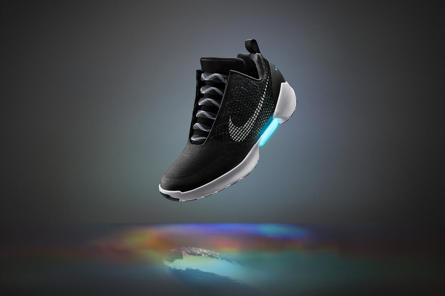 Great Scott! Nike's HyperAdapt 1.0 self-tying shoes will debut on ...