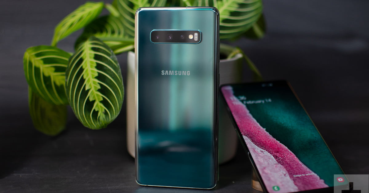 be448380e7 The Best Samsung Galaxy S10 Plus Cases to Protect Your $1,000 Phone |  Digital Trends