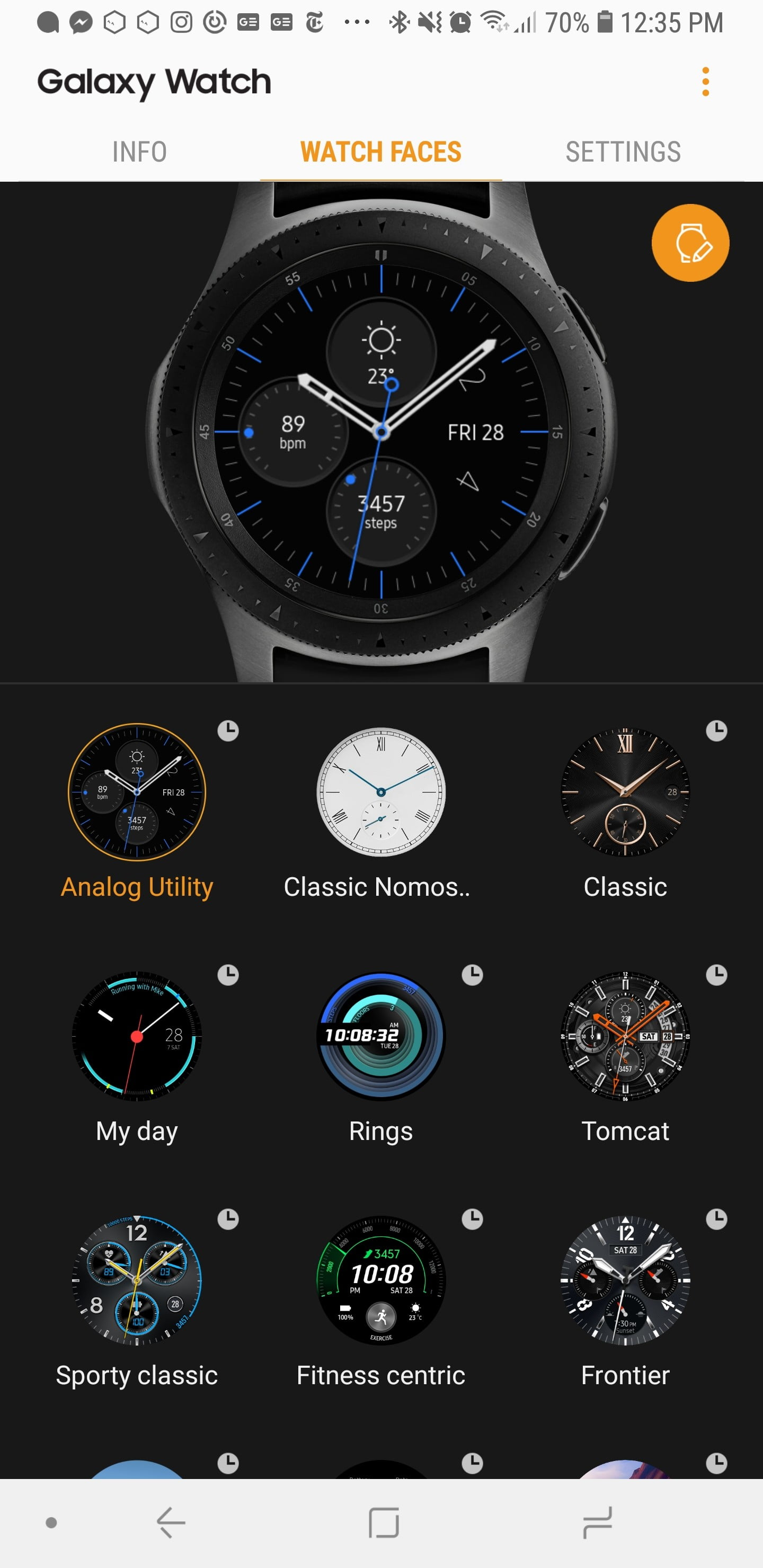 best galaxy watch apps