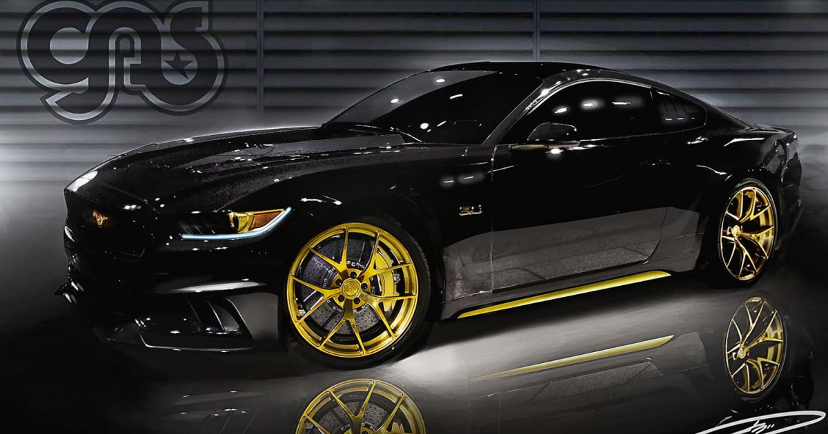 2015 Ford Mustang Sema Custom Car Pictures Digital Trends