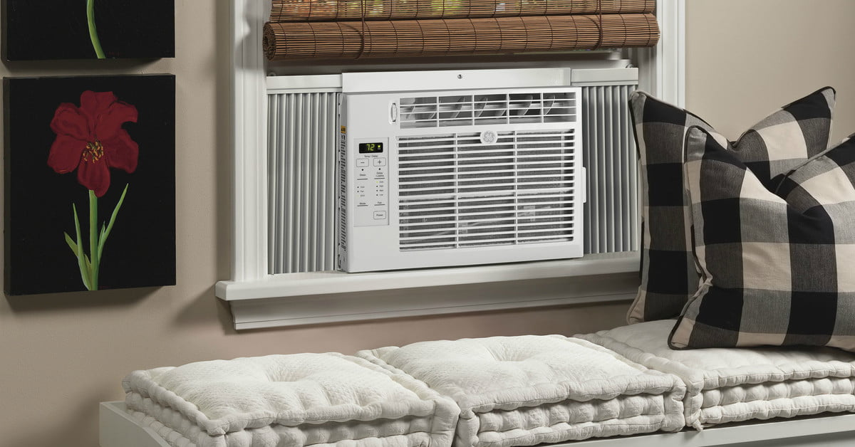 Walmart Slahes Prices Of Ge Window Air Conditioners For