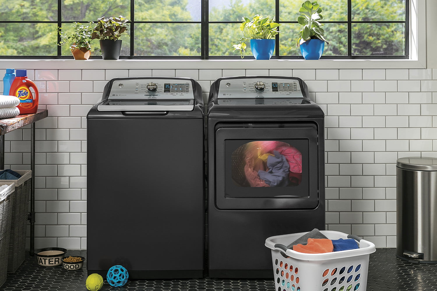 Ge Appliances Washing Machine Make Laundry Less Of A Chore With Ges New Top Load Washing Machines