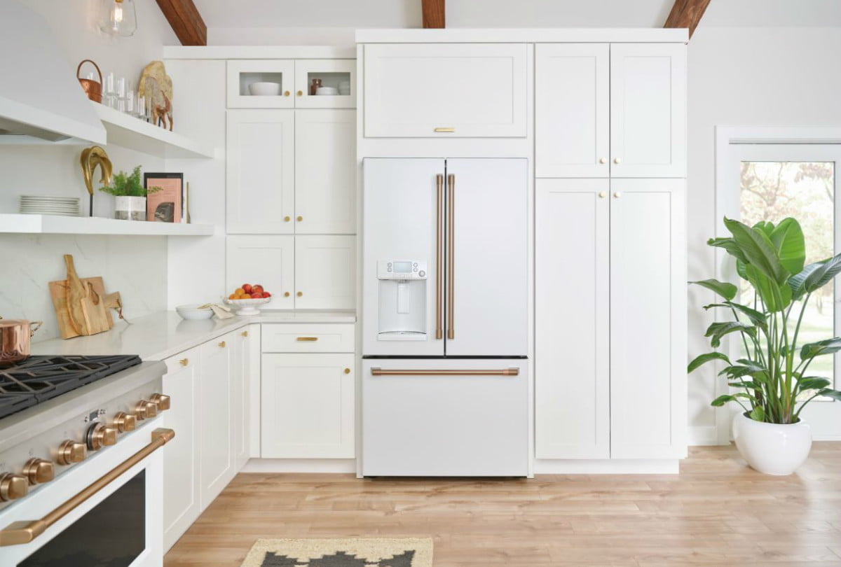 Forget Stainless Steel Ge S Caf 233 Appliances Offer A Brand