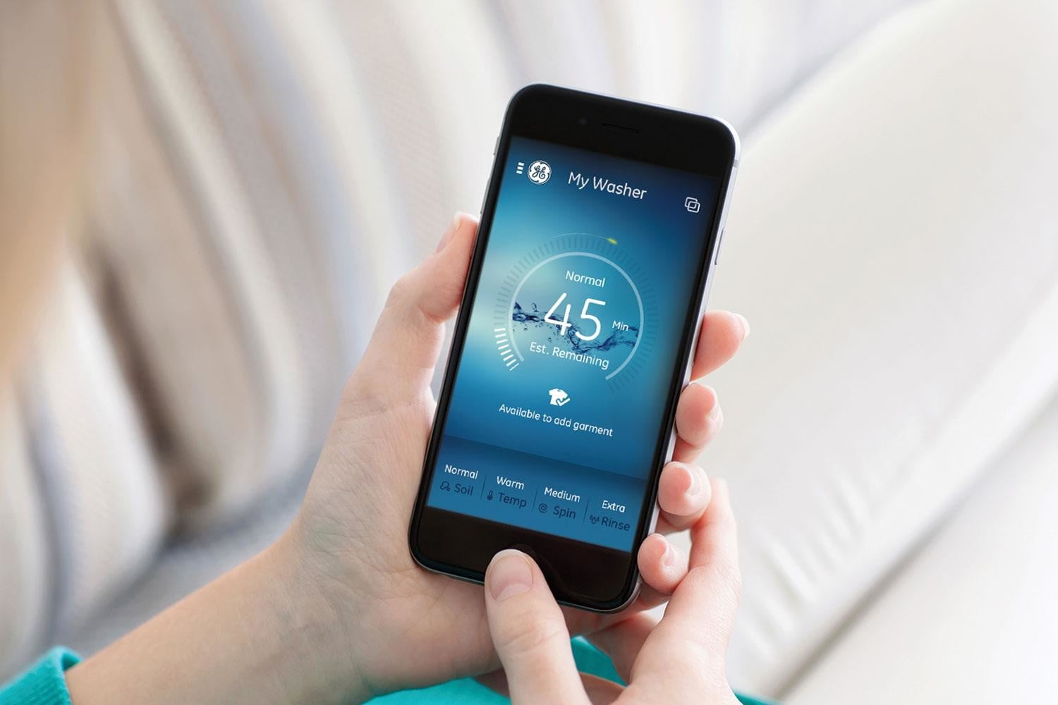 GE unveils a full suite of smart home appliances at CES 2015 ...