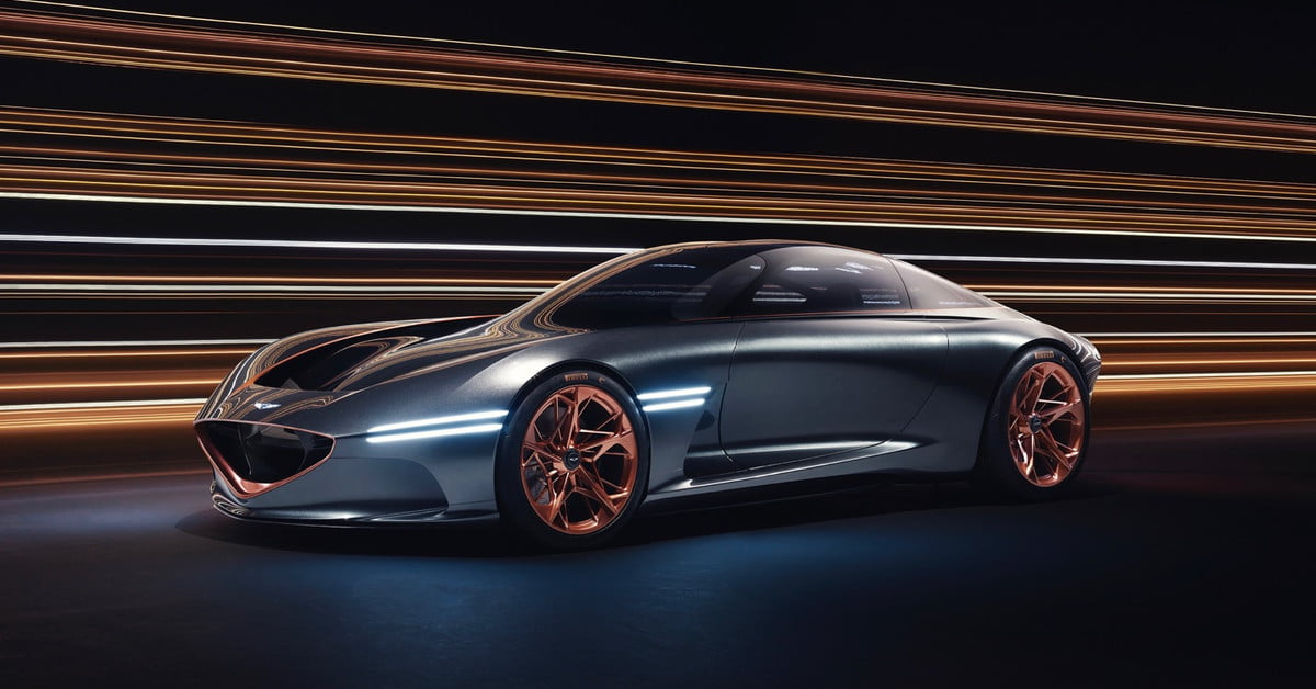 Genesis Essentia Concept Debuts At 2018 New York Auto Show