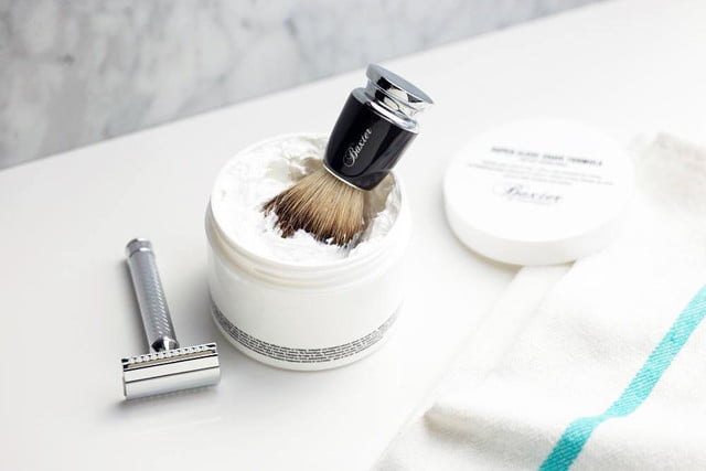 Get a clean shave with a safety razor