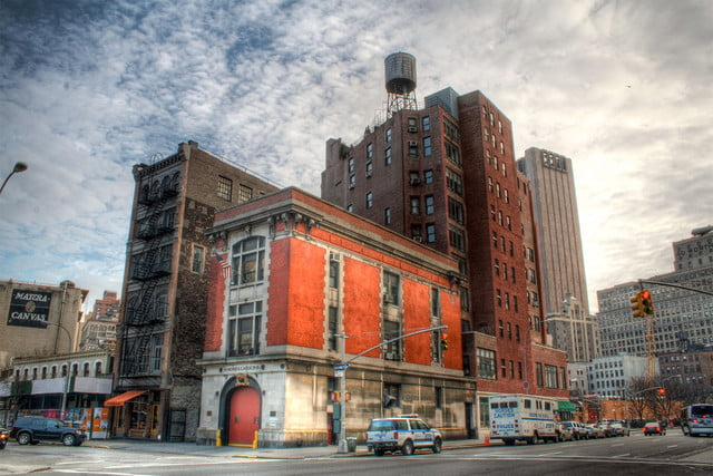 10 famous movie locations you can actually visit ghostbusters fire station hook ladder 8 1