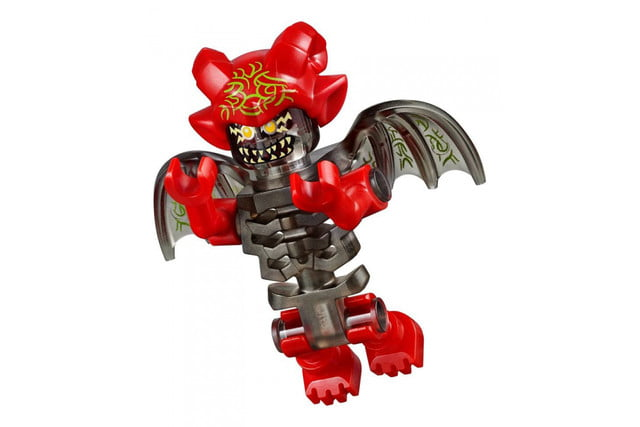 ghostbusters lego toys demon ghost