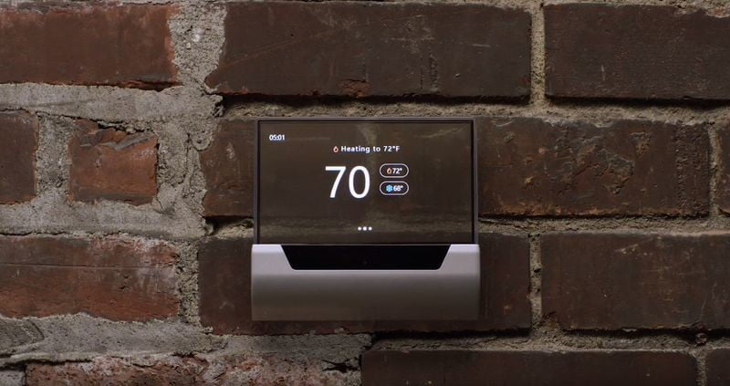 Hands-on with the Glas, the most  beautiful thermostat you've ever seen