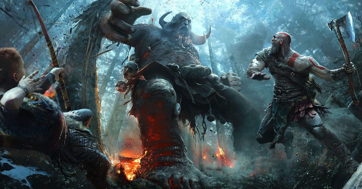 'God of War' New Game+ adds a steeper challenge to the game in a free update
