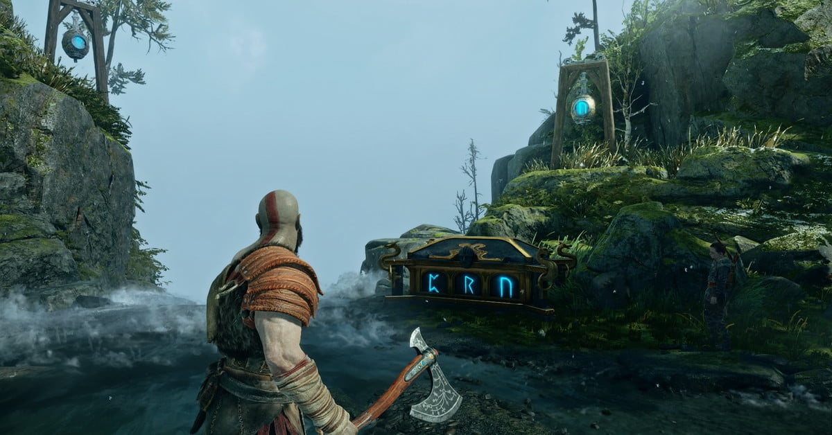 God Of War Nornir Treasure Chests Collectibles Guide