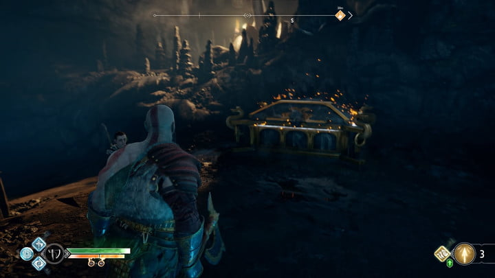 god of war nornir chests collectibles guide 16 witch's cave