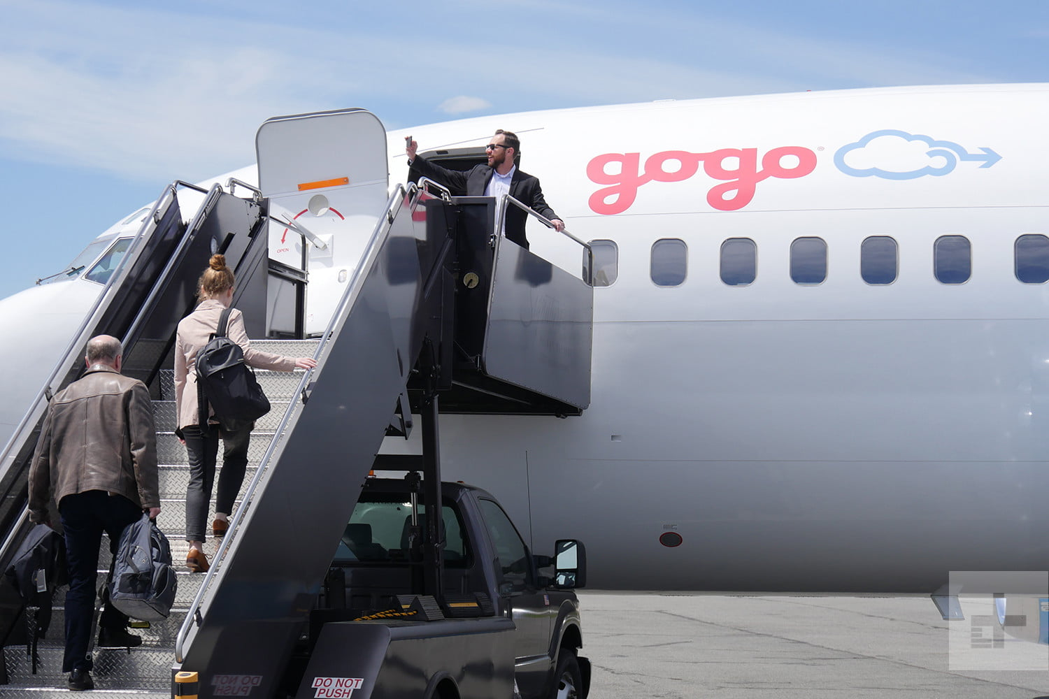 gogo improves in flight wi fi with faster speeds digital trends