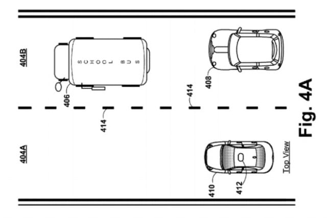 Driverless cars: Google gets bus-detecting patent a month