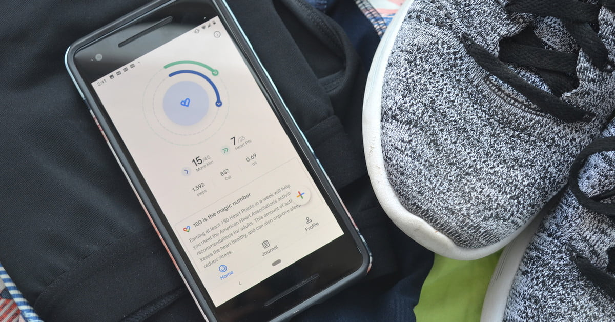Here s How To Get The Most Out Of The Redesigned Google Fit App ... dc802bcc89618