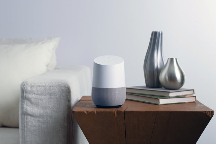 how to set up your google home device