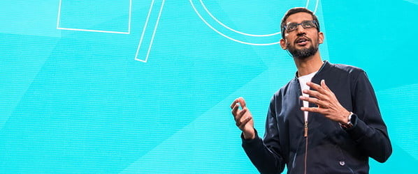 Watch Google I/O announcements live right now
