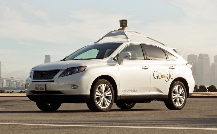 most significant self driving car crashes google lexus rx 450h