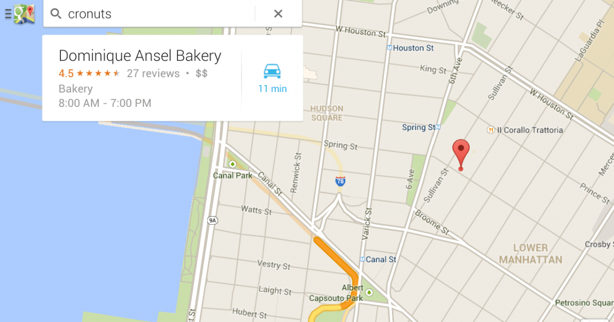Google Maps for Android Review (2013) | Digital Trends