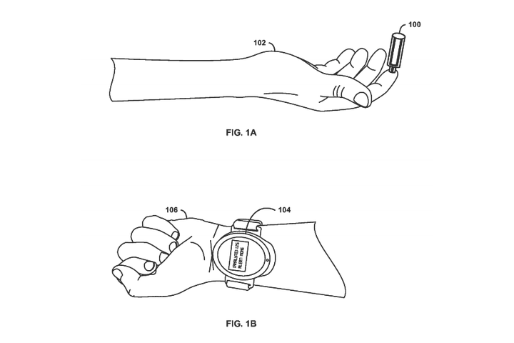 Google Patents Needle Free Blood Drawing Device Digital Trends