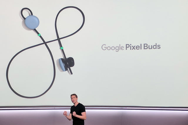 Google Pixel Buds product