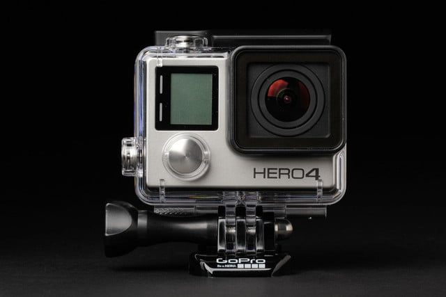 What is gopro hero 4