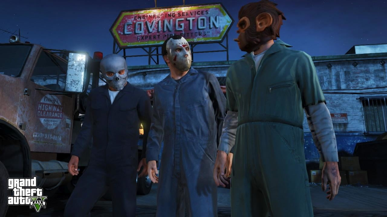 Game GTA 5: the budget spent on its creation, developers, description