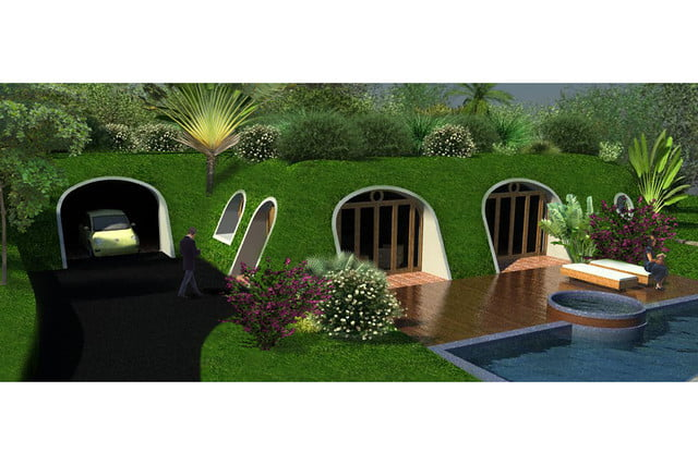 green magic homes are prefab houses covered in plants 0016