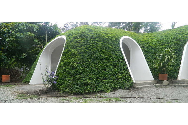 green magic homes are prefab houses covered in plants 0031