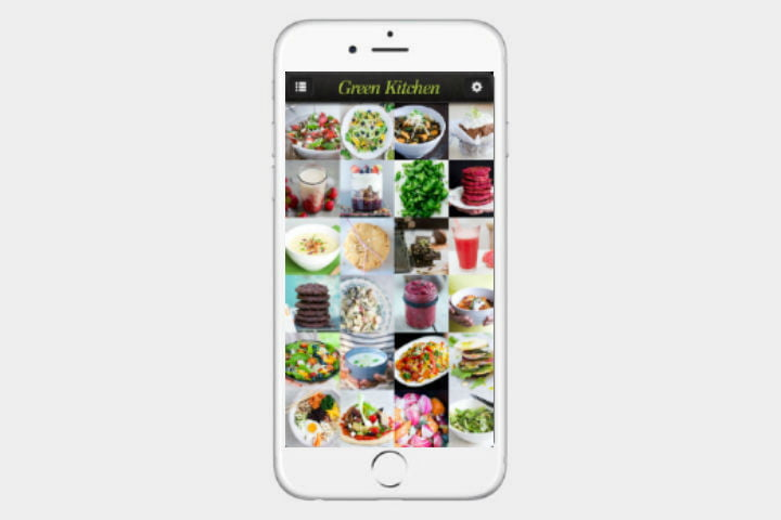 best recipe apps greenkitchen